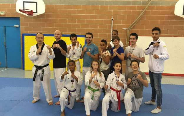 club taekwondo seine et marne